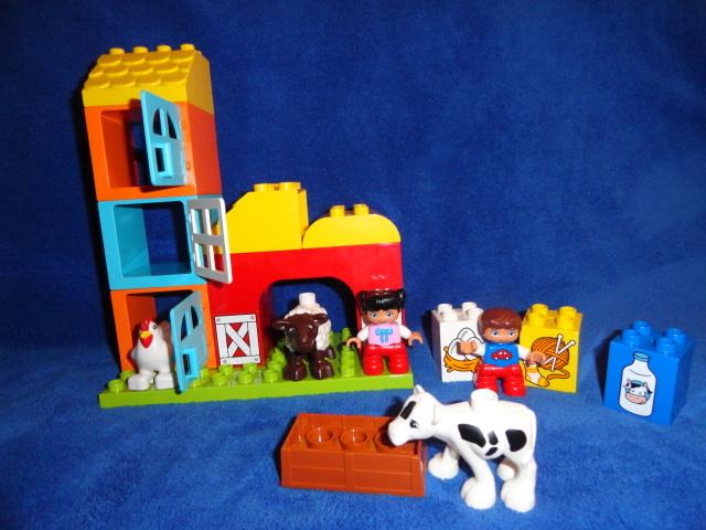 Lego duplo spieleset mein erster bauernhof im test - Lego duplo ideen ...