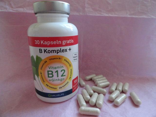 valuelife vitamin b komplex und valuelife opc. Black Bedroom Furniture Sets. Home Design Ideas