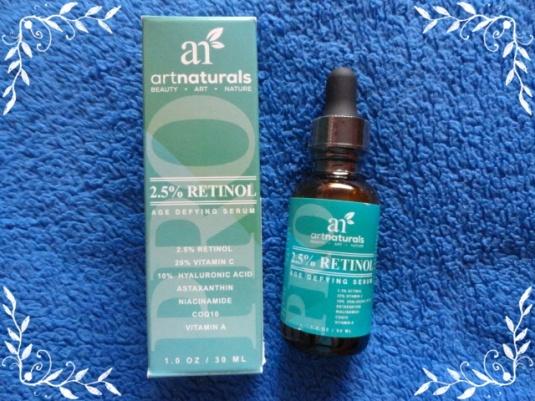 Im Test Art Naturals Optimiertes Retinol Serum 25 Mit 20 Vitamin